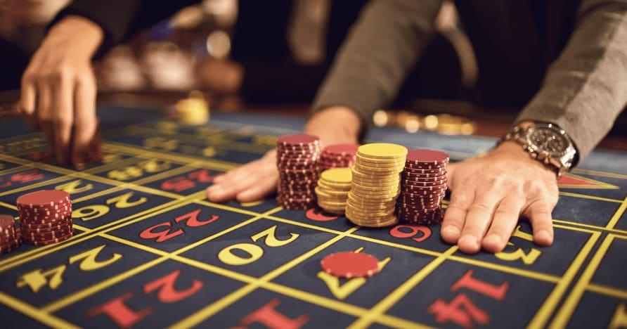 Das Gute und das Schlechte von Live-Casino-Nebenwetten