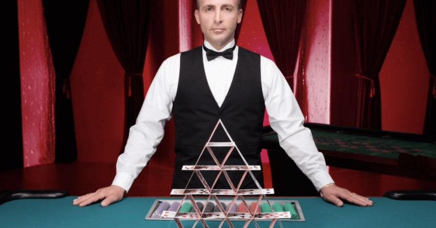 Alles, was Sie schon immer über Live-Dealer-Spiele wissen wollten