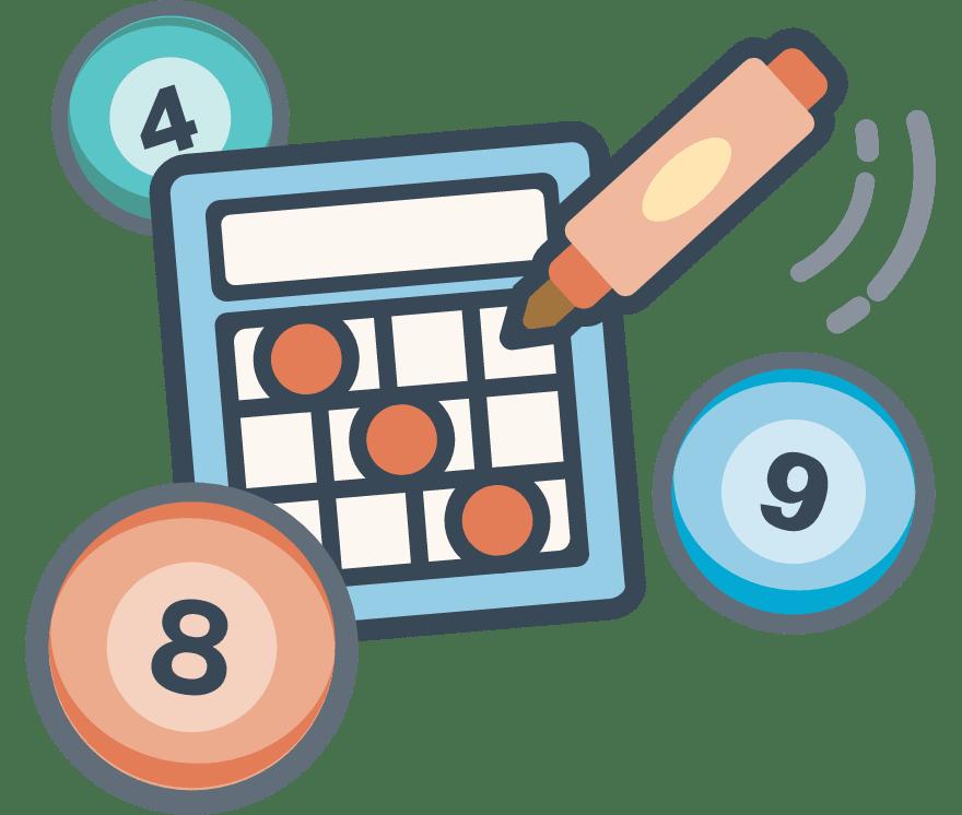 44 Beste Bingo Live Casinos im Jahr 2021