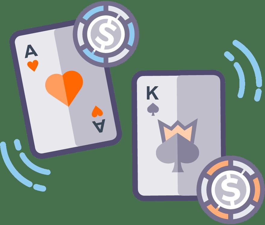 6 Beste Casino War Live Casinos im Jahr 2021